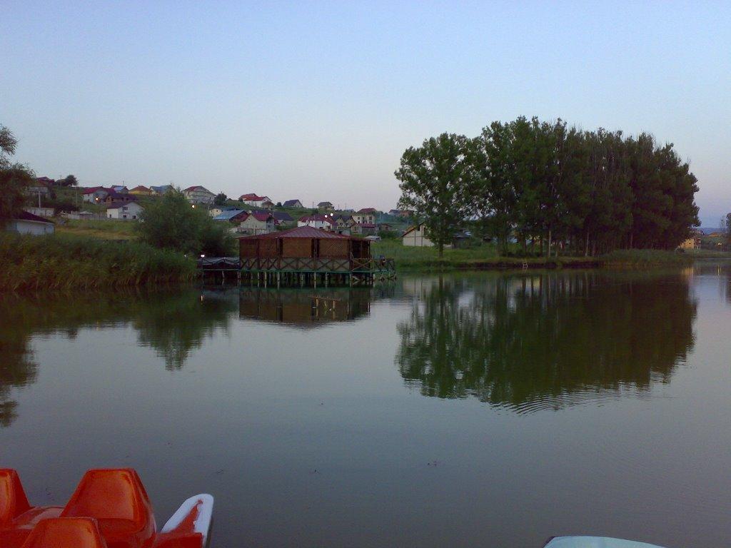 Lacul Ezareni