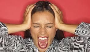 stres femei