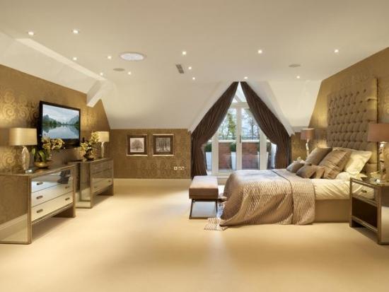 spoturi dormitor